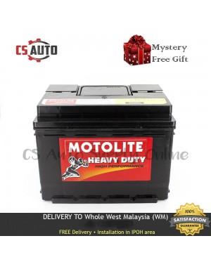 Century DIN55R Motolite Car Battery MF