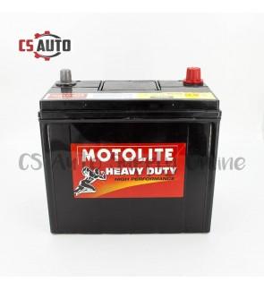 Century NS60RS NS60 Motolite Car Battery MF for Proton Saga FLX / BLM , Wira, Persona Baru