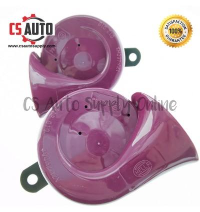 [CS auto] 2pcs x Hella Snail Horn Ruby Horn Disc Horn 12V Electric Horn 100% Genuine