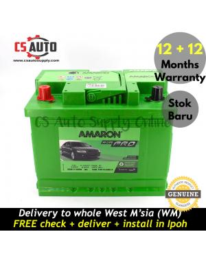 Amaron DIN55 DIN55R Hi Life Pro Battery MF Genuine