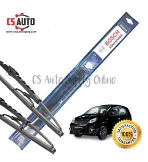 """Bosch Wiper Blade Perodua Viva Genuine 1set 21"""" 12"""""""