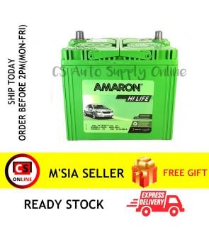 Amaron 55B24LS NS60LS Hi Life Battery MF Genuine for Honda HR-V, CR-V and Civic