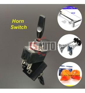 Air Horn Switch 12v 24v Press Bounce Back (Short) Suis Hon