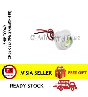 Bulb Holder 1141 1156 BA15S 12V 24V Plastic PVC Adaptor Socket wire Harness (1pc)