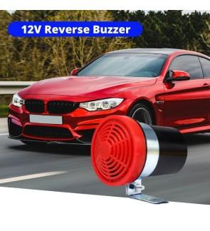 Loud Reverse Siren Beeper Buzzer Reverse Alarm Back Up Horn 12V for Car