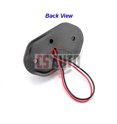 LED 12V 24V 6smd License Plate Number Tag Light Door Lamp Convenience